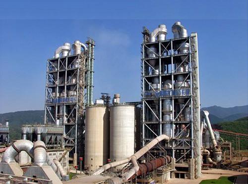 達州海螺水泥生產線余熱發電項目